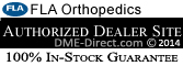 FLA Orthopedics Authorized