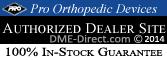 Pro Orthopedic Devices Authorized