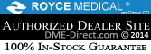 Royce Medical Authorized