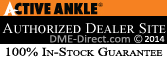 Active Ankle Authorized