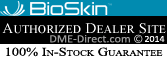 BioSkin Authorized