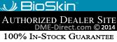 BioSkin Authorized