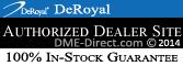 DeRoyal Authorized