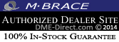 M-Brace Authorized