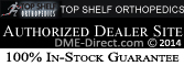Top Shelf Orthopedics Authorized
