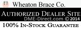 Wheaton Brace Authorized