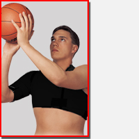 Sports Shoulder Brace Products For Athletic Protection And Support