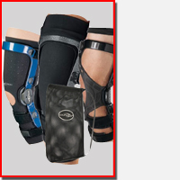 Donjoy Knee Brace Accessories, Replacement Parts, Straps, Undersleeves
