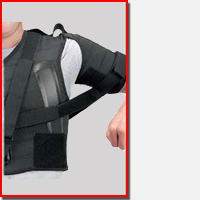 Football Shoulder Braces for Dislocation Protection