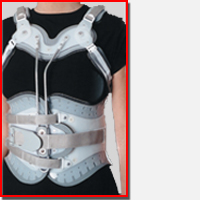 TLSO Brace: Back Orthosis Braces