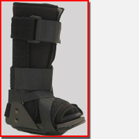 Cam Walkers (aka Fracture Boots) for Foot and Ankle Injuries