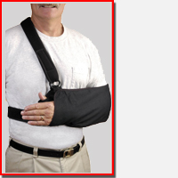 Shoulder Slings for Surgery, Rotator Cuff Injuries, Subluxations
