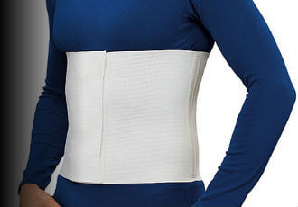 Abdominal Binder - Support After Hernia & For Abdominal Surgery