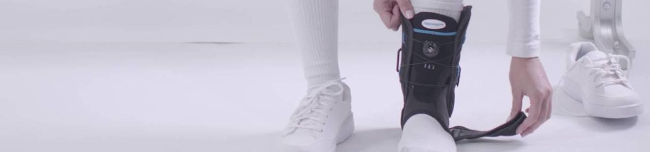 Aircast Ankle Braces