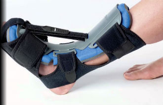 Aircast Foot Brace and Air Cast Foot Fracture Support