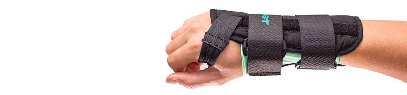 Aircast Wrist/Hand Braces
