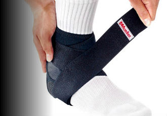 Ankle Wraps for Swelling & Discomfort