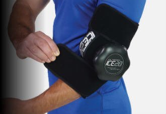 Arm Ice Pack, and Arm Ice Wrap Products for Overuse Injuries & Baseball Pitching