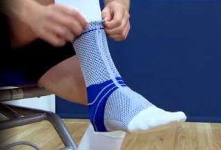 Bauerfeind Ankle Braces