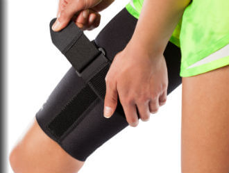 Bioskin Thigh Sleeve, Support, & Wrap Products