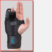 Boxer Fracture Splints - Orthopedic Boxer Fracture Brace Products for 4th and 5th Metacarpal Fractures