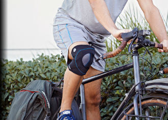 Breg Knee Sleeves and Soft Knee Braces