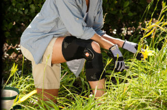 Breg Unloader OA Knee Braces For Osteoarthritis