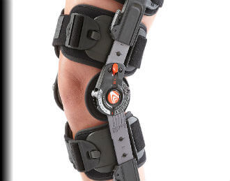 Breg Post-Op Post-Surgery Knee Braces
