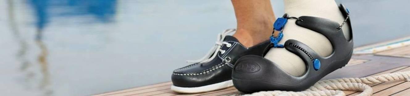 Cast Shoes, Cast Boots