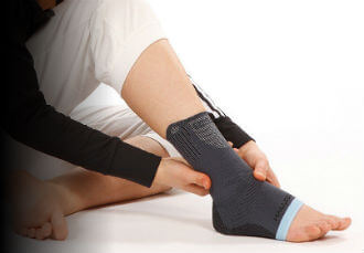 Ankle Sleeve - Compression Sleeves For Support