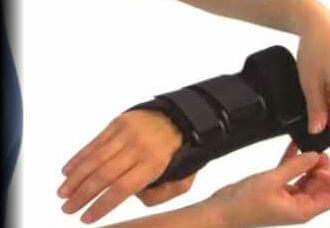 DeRoyal Wrist Splints and Braces