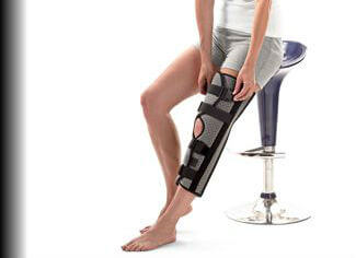 Donjoy Knee Immobilizer Braces