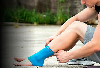 Elastic Ankle Braces and Support