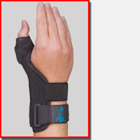 MedSpec Thumb Splint, Brace, Spica