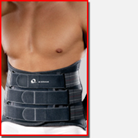 M Brace - Cotton Velour Braces for Comfort Only M Brace Can Provide