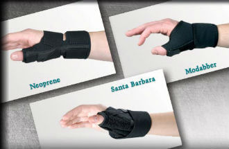 Hely Weber Thumb Splints and Spicas