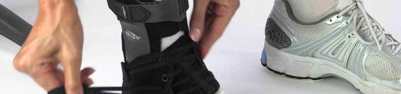 Hinged Ankle Braces