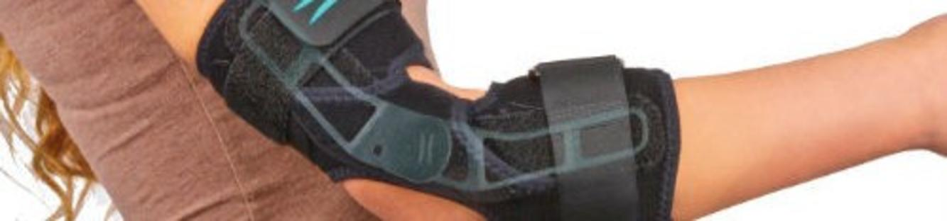 Hinged Elbow Braces
