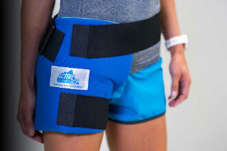 Hip Ice Pack and Hip Ice Wrap Products for Pain Relief