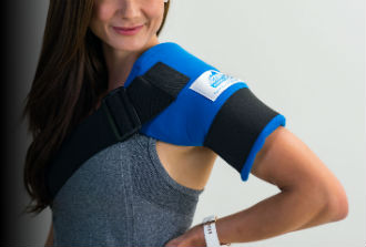 Ice Packs, Ice Wraps: Reusable, Medical, Gel Ice Wraps/Pack Products for Injuries: