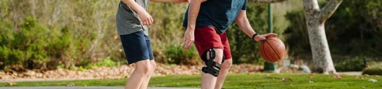 Basketball Knee Braces