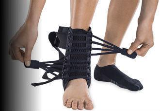 Lace Up Ankle Braces & Support