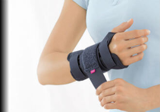 Medi Wrist Supports and Braces