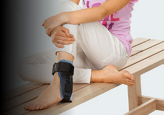 Pediatric Ankle Brace & Supports Sized for Kids