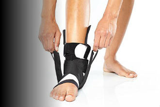 Posterior Tibial Tendonitis Brace - PTTD Dysfunction Ankle Support