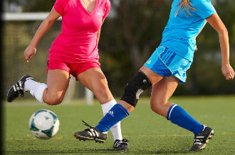 Soccer Knee Braces - Professional Quality Protection
