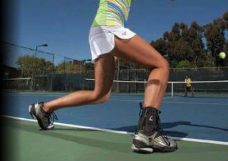 Tennis Ankle Braces and Supports