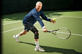 Tennis Knee Brace/ Support Products For Players