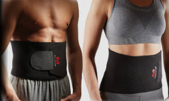 Waist Trimmer Belts - Best Neoprene Trainer Mens/Womens