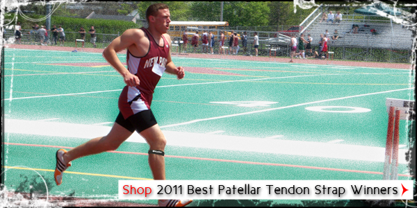 2016 Best Patellar Tendon Strap Winners